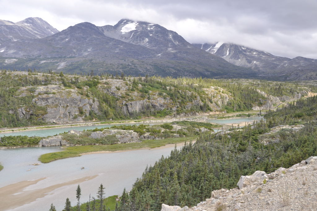 White Pass und die White Pass/Yukon Railway