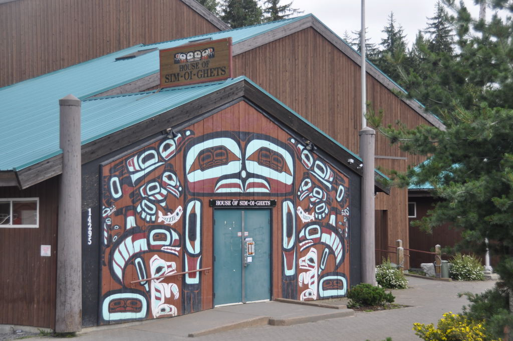 First Nations Center in Terrace