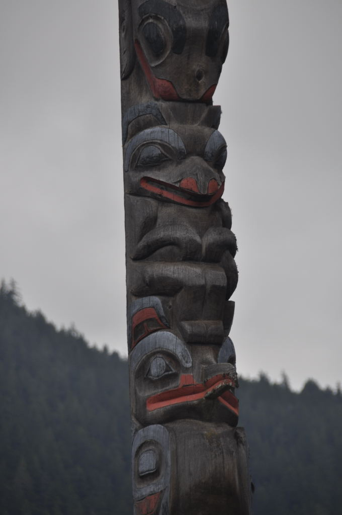 Totem Pole in Terrace